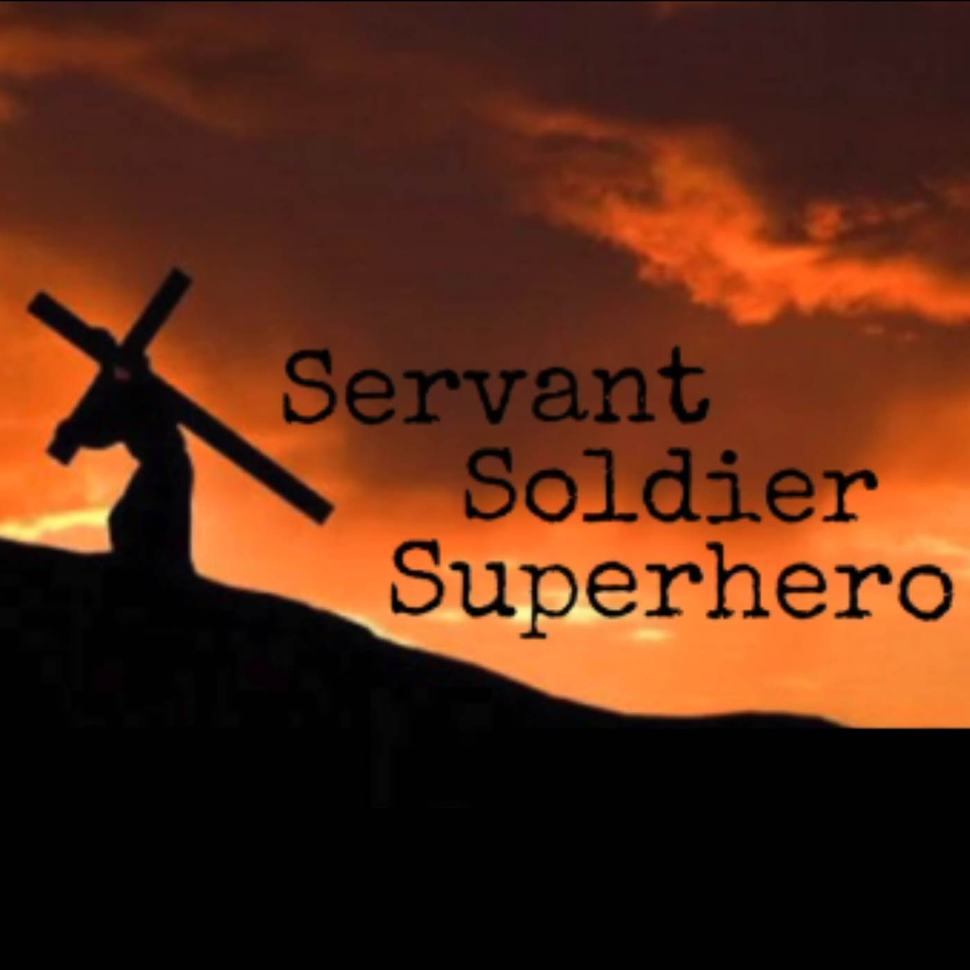 Servant Soldier Superhero – Sermons Series